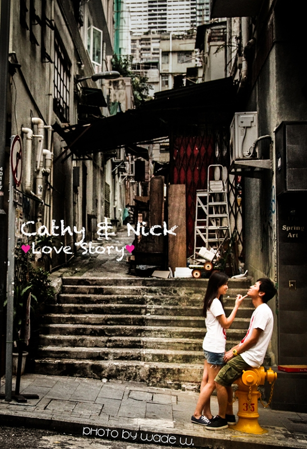 Cover - NICK & CATHY PHOTOBOOK copy