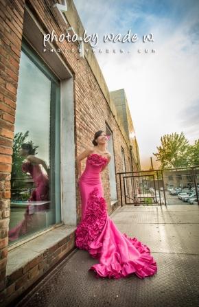 Beijing Pre-wedding Photo by wade W.  Overseas