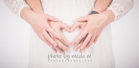 Maternity 大肚相 大肚 photo by wade w