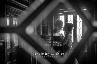 老英格蘭 Taichung pre-wedding photo by wade w 台中 海外