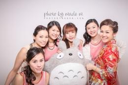 Wedding Big Day Photo by Wade W. 香港
