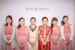 Wedding Big Day Photo by Wade W. 香港