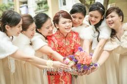 Wedding Big Day 婚禮 photo by wade w