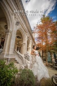 Taichung pre-wedding 台中 清境 photo by wade w