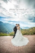 老英格蘭 Taichung pre-wedding 台中 清境 photo by wade w