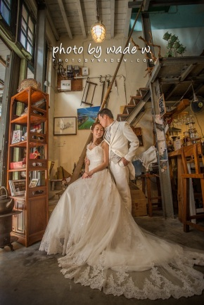 Pre-wedding Hong Kong Photo by Wade w. 大澳 自助婚紗 香港