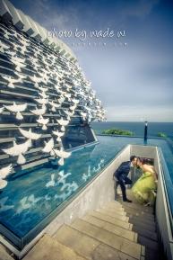 pre-wedding Bali 峇里 photo by wade w