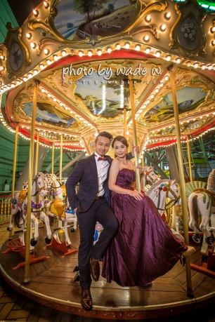 pre-wedding 台北 Taipei taiwan photo by wade w. 自助婚紗