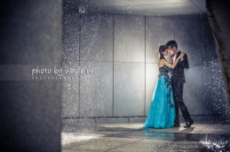 Pre-wedding Hong Kong Photo by Wade w. 自助婚紗 Macau 澳門 下雨 酒店