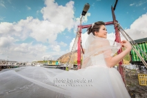 Pre-wedding Hong Kong Photo by Wade w. 大澳 自助婚紗 香港