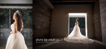 HK pre-wedding photo by wade w Wedding 山頂公園