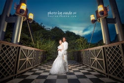photo by wade w hk pre-wedding