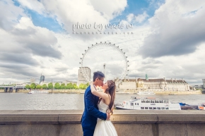 Pre-wedding London photo by wade w Europe Paris overseas Top Photographer