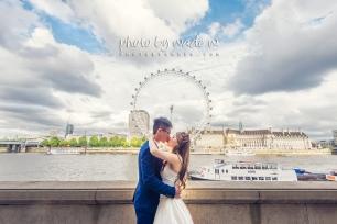 Pre-wedding London photo by wade w Europe Paris overseas Top Photographer