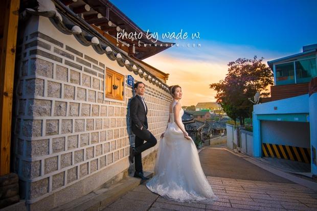 Seoul Pre-wedding 首爾 婚紗照