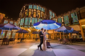 Pre-wedding Macau photo by wade w 澳門 澳門塔 主教山