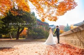 1200 南怡島 Overseas 海外 婚紗 首爾 紅葉 老英格蘭 十大 top 10 Seoul Pre-wedding