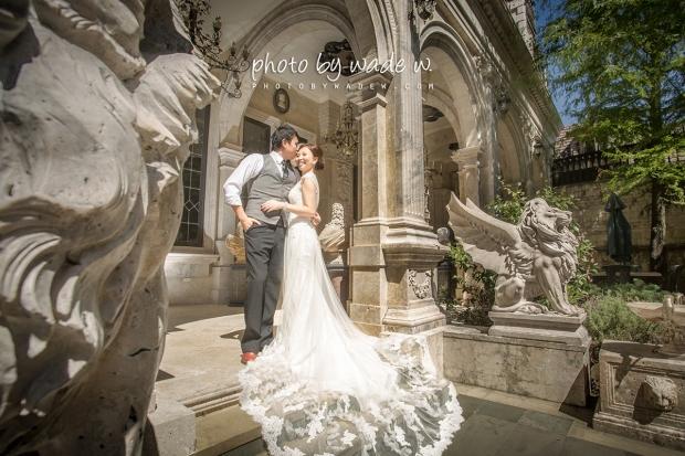 Taichung & Barcelona 台中中 巴塞羅納 巴塞羅拿 pre-wedding  自助婚紗 6 copy