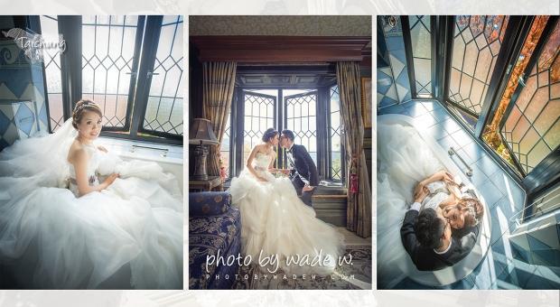 Taichung & Barcelona 台中中 巴塞羅納 巴塞羅拿 pre-wedding  自助婚紗2 copy