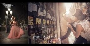 Taichung & Barcelona 台中中 巴塞羅納 巴塞羅拿 pre-wedding  自助婚紗3 copy copy