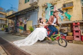 威尼斯 HK macau Pre-wedding 婚紗相 photo by wade w 大澳 十大 香港 老英格蘭 台中市 1200