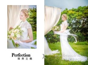 Perfection 唯美主義 photo by wade w 婚紗 山頂 老英格蘭莊園 巴黎 布拉格 big day 1200