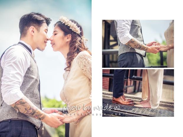 1 1200 photo by wade w HK pre-wedding 老英格蘭莊園 牛棚 10大 婚禮 台灣