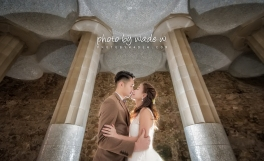 Barcelona 巴塞羅納 巴塞隆拿 photo by wade w overseas pre-wedding 老英格蘭莊園 巴黎 la Sagrada Familia Barcelona Spain 2048- 03