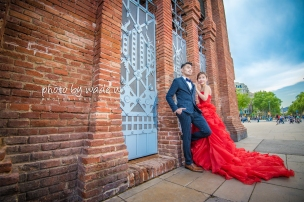Barcelona 巴塞羅納 巴塞隆拿 photo by wade w overseas pre-wedding 老英格蘭莊園 巴黎 la Sagrada Familia Barcelona Spain 2048- 21