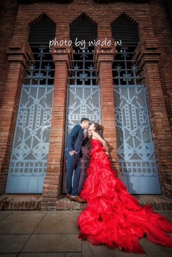 Barcelona 巴塞羅納 巴塞隆拿 photo by wade w overseas pre-wedding 老英格蘭莊園 巴黎 la Sagrada Familia Barcelona Spain 2048- 23
