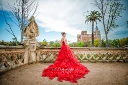 Barcelona 巴塞羅納 巴塞隆拿 photo by wade w overseas pre-wedding 老英格蘭莊園 巴黎 la Sagrada Familia Barcelona Spain 2048- 24