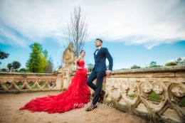 Barcelona 巴塞羅納 巴塞隆拿 photo by wade w overseas pre-wedding 老英格蘭莊園 巴黎 la Sagrada Familia Barcelona Spain 2048- 25