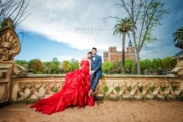 Barcelona 巴塞羅納 巴塞隆拿 photo by wade w overseas pre-wedding 老英格蘭莊園 巴黎 la Sagrada Familia Barcelona Spain 2048- 26