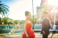 Barcelona 巴塞羅納 巴塞隆拿 photo by wade w overseas pre-wedding 老英格蘭莊園 巴黎 la Sagrada Familia Barcelona Spain 2048- 29