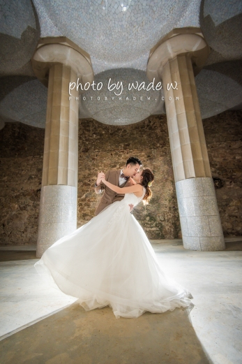 Barcelona 巴塞羅納 巴塞隆拿 photo by wade w overseas pre-wedding 老英格蘭莊園 巴黎 la Sagrada Familia Barcelona Spain 2048- 04