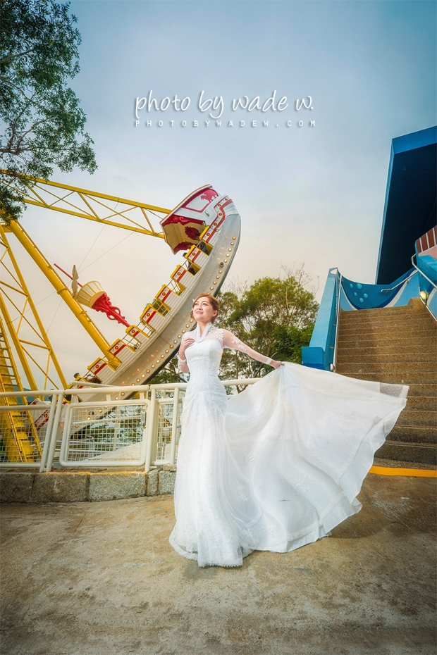 1 1200 Wedding ocean park pre-wedding photo by wade top ten 十大 海洋公園 婚紗相 copy