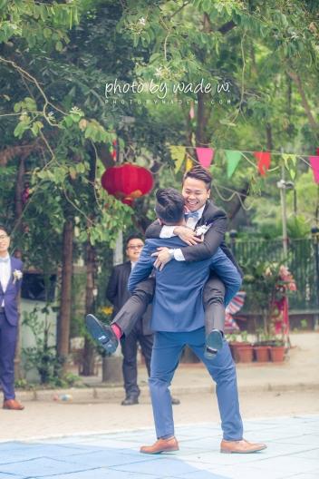 2048 W hotel Esdlife 人氣 聯邦 four seasons 半島 intercon 酒店 Chloe & Chris wedding day big day婚禮上 香港十大 攝影師 photographer top ten wade wong-40