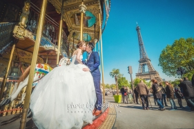 14 2048 Pont Alexandre III Paris Pre-wedding top ten overseas Photo by wade 巴黎 海外 Destination 羅浮宮 Musée du Louvre 歐洲 europe 老英格蘭