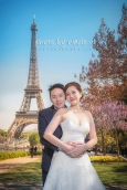 15 2048 Pont Alexandre III Paris Pre-wedding top ten overseas Photo by wade 巴黎 海外 Destination 羅浮宮 Musée du Louvre 歐洲 europe 老英格蘭