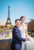 19 2048 Pont Alexandre III Paris Pre-wedding top ten overseas Photo by wade 巴黎 海外 Destination 羅浮宮 Musée du Louvre 歐洲 europe 老英格蘭