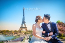20 2048 Pont Alexandre III Paris Pre-wedding top ten overseas Photo by wade 巴黎 海外 Destination 羅浮宮 Musée du Louvre 歐洲 europe 老英格蘭