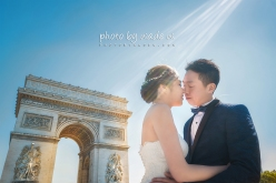 22 2048 Pont Alexandre III Paris Pre-wedding top ten overseas Photo by wade 巴黎 海外 Destination 羅浮宮 Musée du Louvre 歐洲 europe 老英格蘭