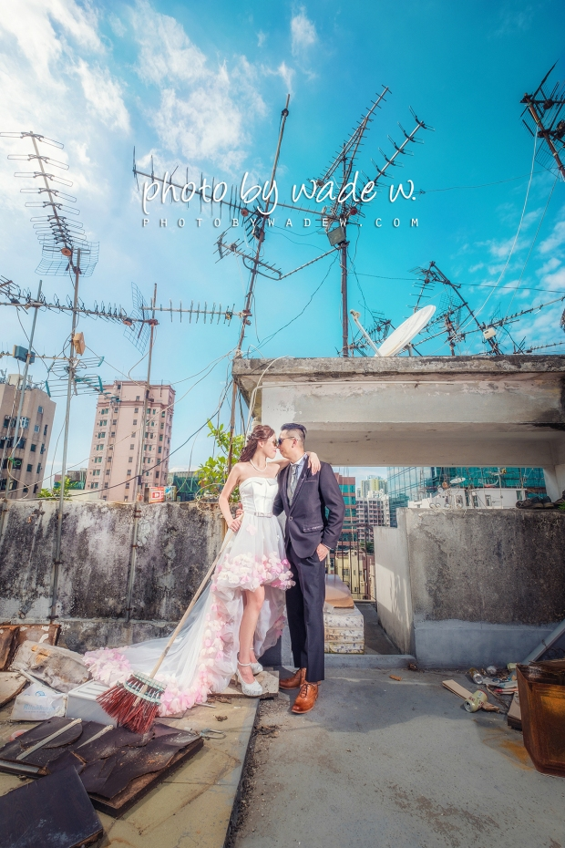 1200 Pre-wedding hk hong kong overseas 老英格蘭 wedding day photo by wade 深水埗 老香港 天台 十大 top 10 wedding photographers -02