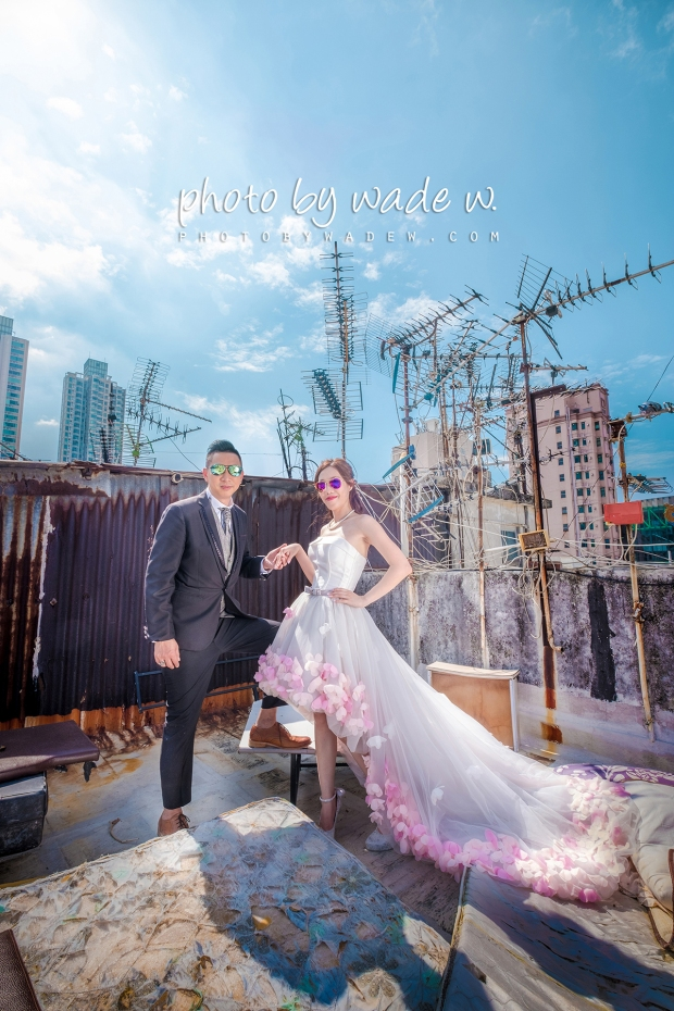 1200 Pre-wedding hk hong kong overseas 老英格蘭 wedding day photo by wade 深水埗 老香港 天台 十大 top 10 wedding photographers -03