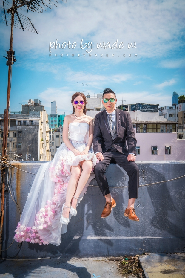 1200 Pre-wedding hk hong kong overseas 老英格蘭 wedding day photo by wade 深水埗 老香港 天台 十大 top 10 wedding photographers -05