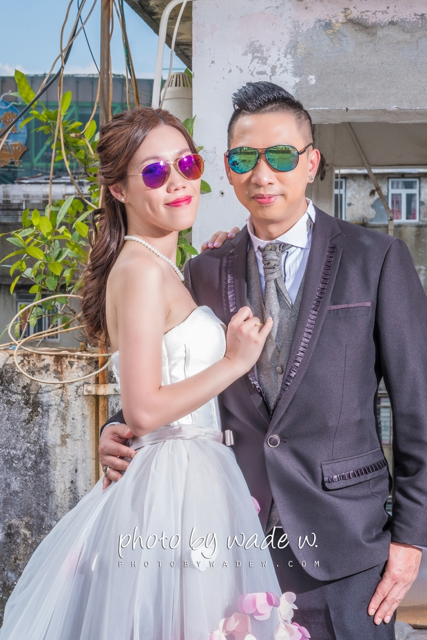 1200 Pre-wedding hk hong kong overseas 老英格蘭 wedding day photo by wade 深水埗 老香港 天台 十大 top 10 wedding photographers -10