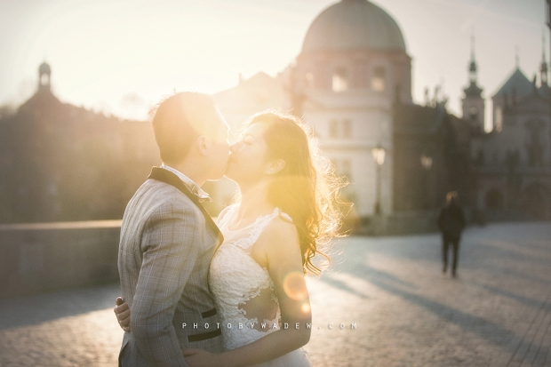4 2048 Prague pre-wedding europe 老英格蘭 威尼斯 photo by wade w 天文鐘 布拉格 paris 巴黎
