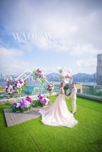 HK WEDDING DAY PHOTO BY WADE BIG DAY TOP TEN 婚禮 kerry hotel sheraton intercon shangrila -100 copy