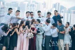 HK WEDDING DAY PHOTO BY WADE BIG DAY TOP TEN 婚禮 kerry hotel sheraton intercon shangrila -110 copy