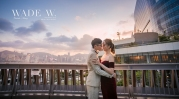 HK WEDDING DAY PHOTO BY WADE BIG DAY TOP TEN 婚禮 kerry hotel sheraton intercon shangrila -137 copy